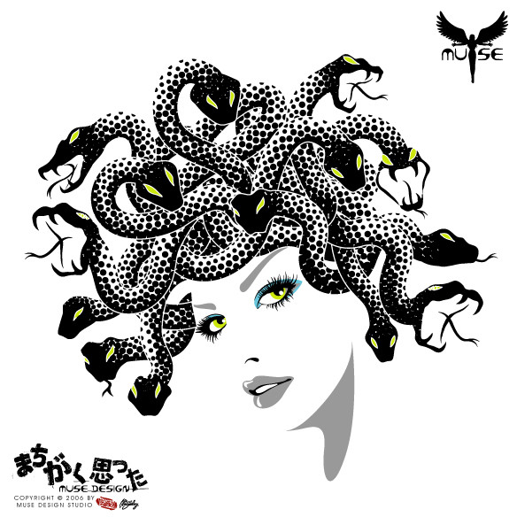 MUSE DESIGN - MEDUSA