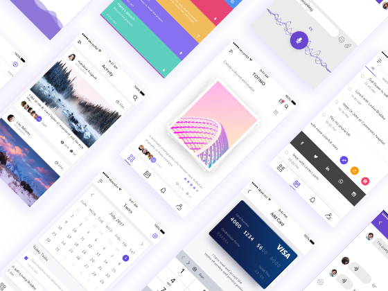 UI Interaction Collection II