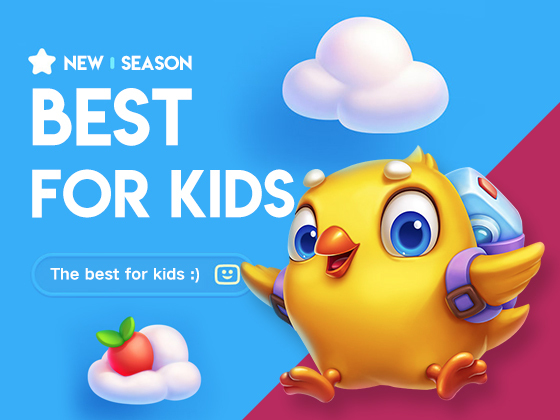 Best for Kids!