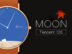 Tencent OS  moon