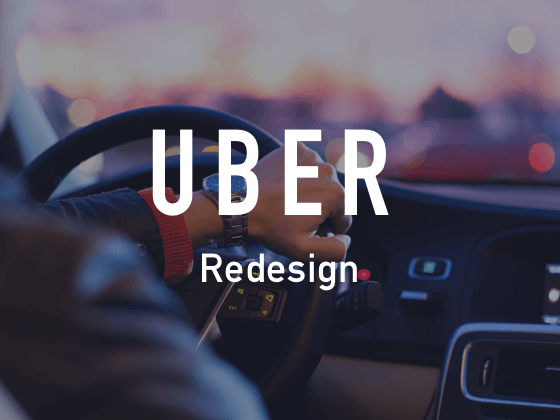 UBER Redesign