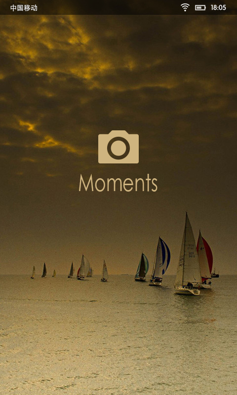 Moments 记录你的生活