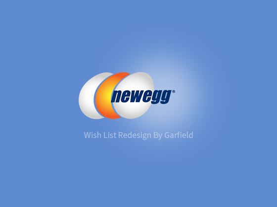 Newegg Wish List