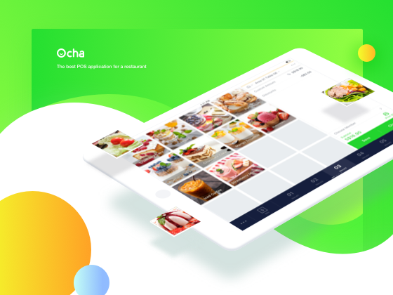Ocha-the best POS application