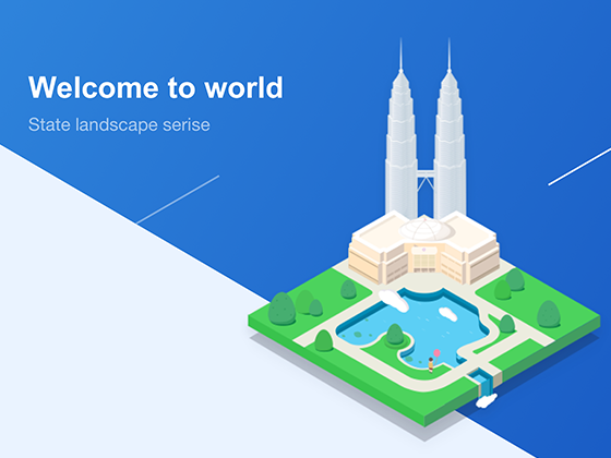 welcome to world