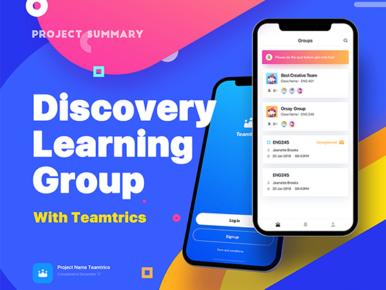 Teamtrics APP 项目整理